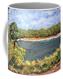 Fresh Creek Coffee Mug
