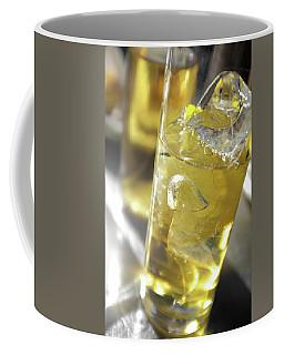 Coffee Mug featuring the photograph Fresh Drink With Lemon by Carlos Caetano