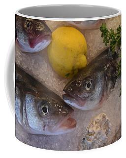 Fresh Fish Coffee Mug