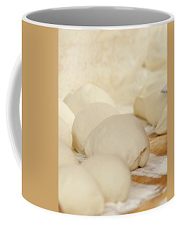 Fresh Pizza Dough Coffee Mug