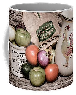 Fresh Produce - 1b Coffee Mug