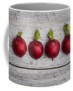 Fresh Radish Coffee Mug