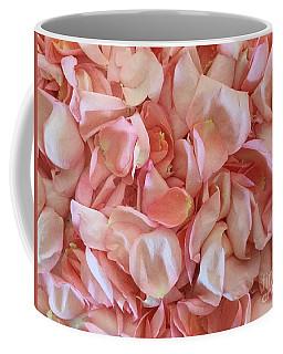 Fresh Rose Petals Coffee Mug
