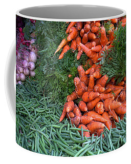 Fresh Veggies Coffee Mug