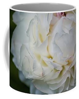 Freshly Cut Peony Coffee Mug