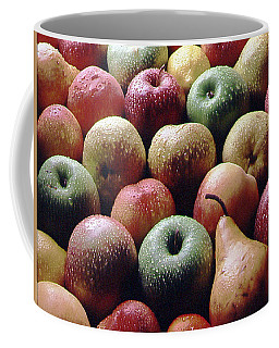 Freshly Picked Coffee Mug by Steven Huszar