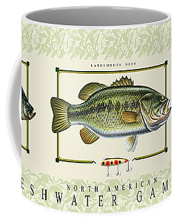 Freshwater Gamefish Coffee Mug