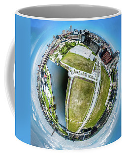 Freshwater Way Little Planet Coffee Mug