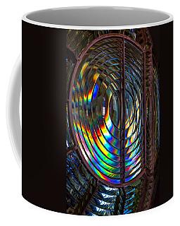 Fresnel Lens Point Arena Lighthouse Coffee Mug