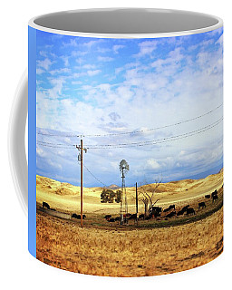 Fresno County Pastoral Coffee Mug