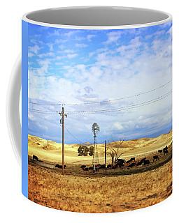 Fresno County Pastoral Coffee Mug