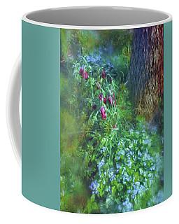 Fritillaria And Forget-me-nots  Coffee Mug