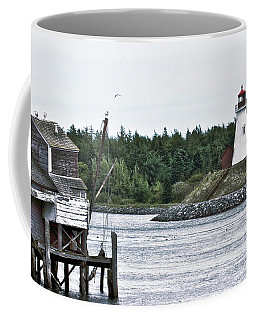 Friar's Head Lighthouse Coffee Mug