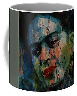 Frida Kahlo Colourful Icon  Coffee Mug by Paul Lovering