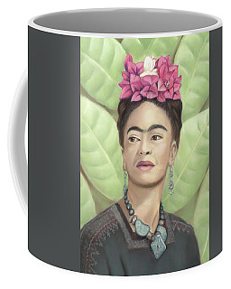 Frida Kahlo Coffee Mug