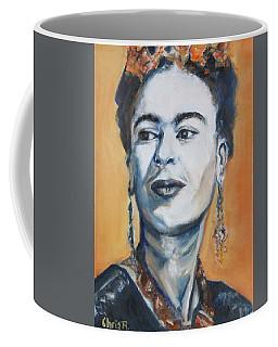 Frida Kahlo Portrait Coffee Mug