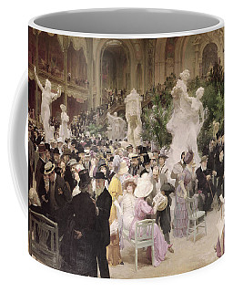 Friday At The Salon Coffee Mug