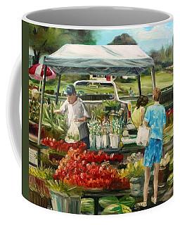 Friday Farm Market Coffee Mug