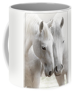 Coffee Mug featuring the photograph Friends D2573 by Wes and Dotty Weber