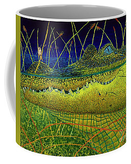 Swamp Gathering Coffee Mug