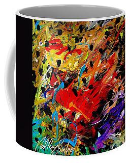 Friends Of The Praying Mantise Coffee Mug
