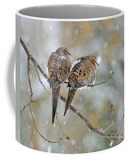 Friends Through The Storm Coffee Mug