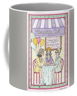 Friendship Cafe Coffee Mug