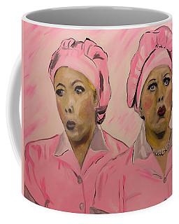 Friendship Factor  Coffee Mug by Miriam Moran