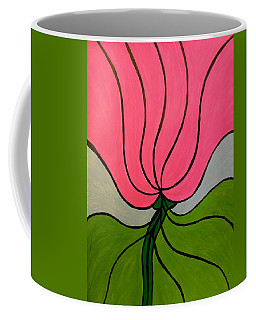 Friendship Flower Coffee Mug