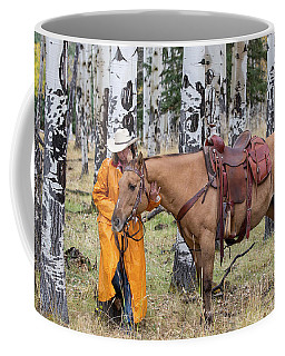 Friendship For Life Coffee Mug by Jack Bell