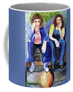 Friendship Coffee Mug by Sandy McIntire