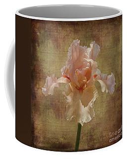 Frilly Iris Coffee Mug