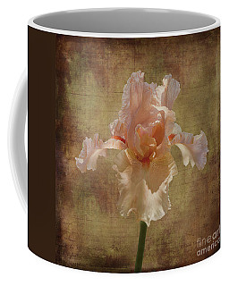 Frilly Iris Coffee Mug