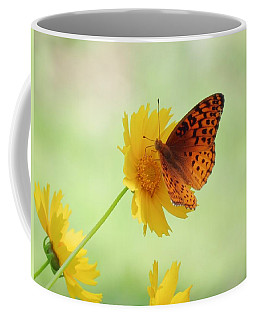Fritillary Fun Coffee Mug