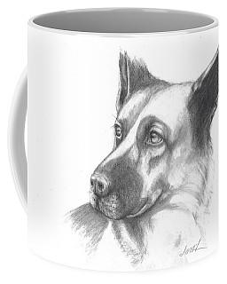 Fritz The German Shepherd Coffee Mug