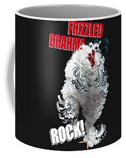 Frizzled Brahma T-shirt Print Coffee Mug