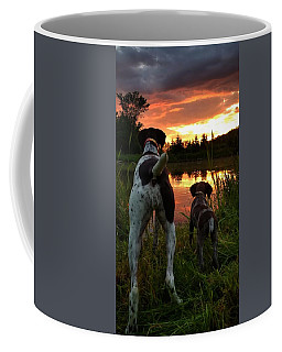 Frog Hunters 2 Coffee Mug