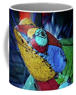 Coffee Mug featuring the photograph Frog Prince by Mary Machare