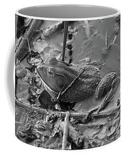 The Frog Remains Coffee Mug