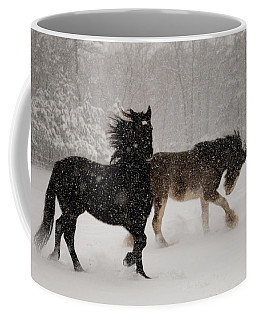 Frolic In The Snow Coffee Mug