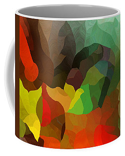 Frolic In The Woods Coffee Mug by David Lane