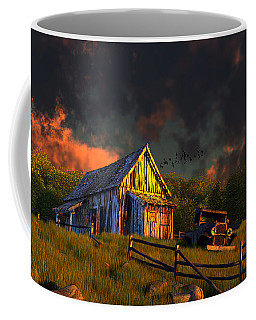 From A Distant Time Coffee Mug