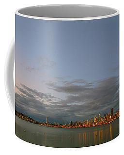 From Alki - Cloudy Night Coffee Mug