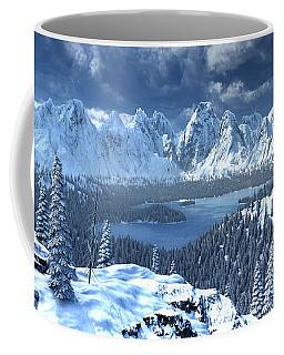 From An Open Sleigh Coffee Mug
