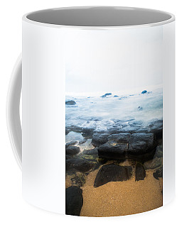 Coffee Mug featuring the photograph From Dark To Light by Parker Cunningham