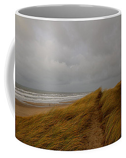 From Dunes To Sea Coffee Mug