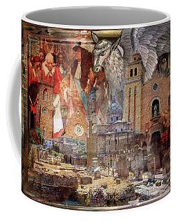 From Rome To America Coffee Mug