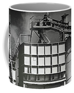 Coffee Mug featuring the photograph From The Big Toolbox by Wendy J St Christopher