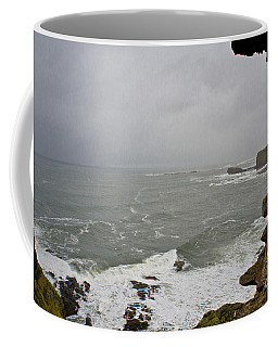 From The Castle Wall Coffee Mug