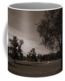 Coffee Mug featuring the photograph From The Fields - The Hermitage by James L Bartlett